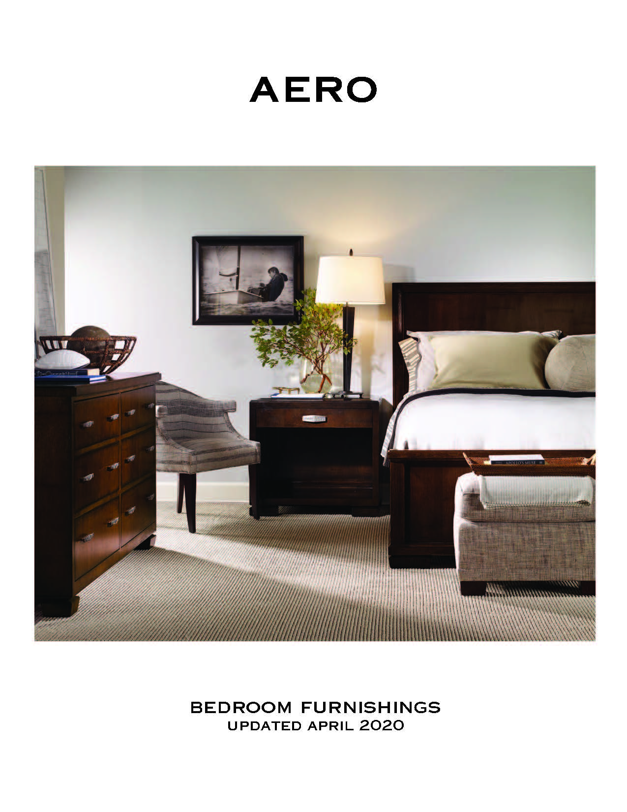 AERO Bedroom Furniture Custom Cover