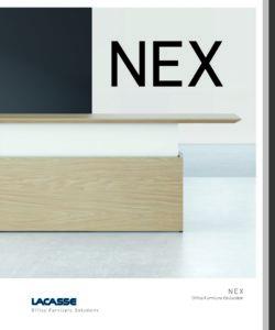 Groupe Lacasse Catalog_Nex Cover