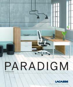 Groupe Lacasse Catalog_Paradigm Cover