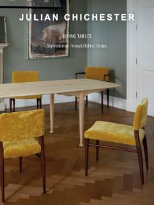 Julian Chichester Catalog_Dining Table Look Book Cover