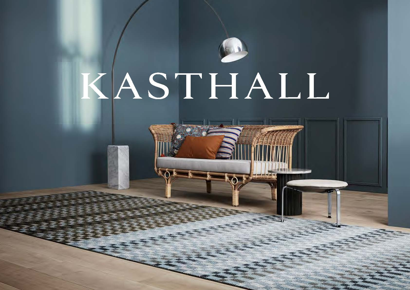 Kasthall Catalog_2020 Cover