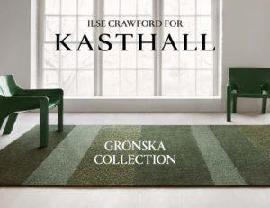 Kasthall Catalog_Ilse Crawford x Kasthall Gronska Collection Cover