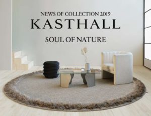 Kasthall Catalog_Soul of Nature Cover
