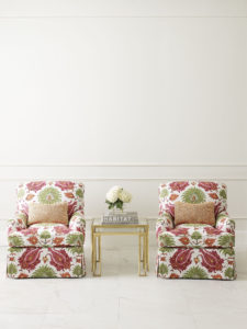 Kravet Image 4_PINK ORANGE CHAIRS