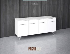 Prismatique Catalog_Credenzas Brochure Cover