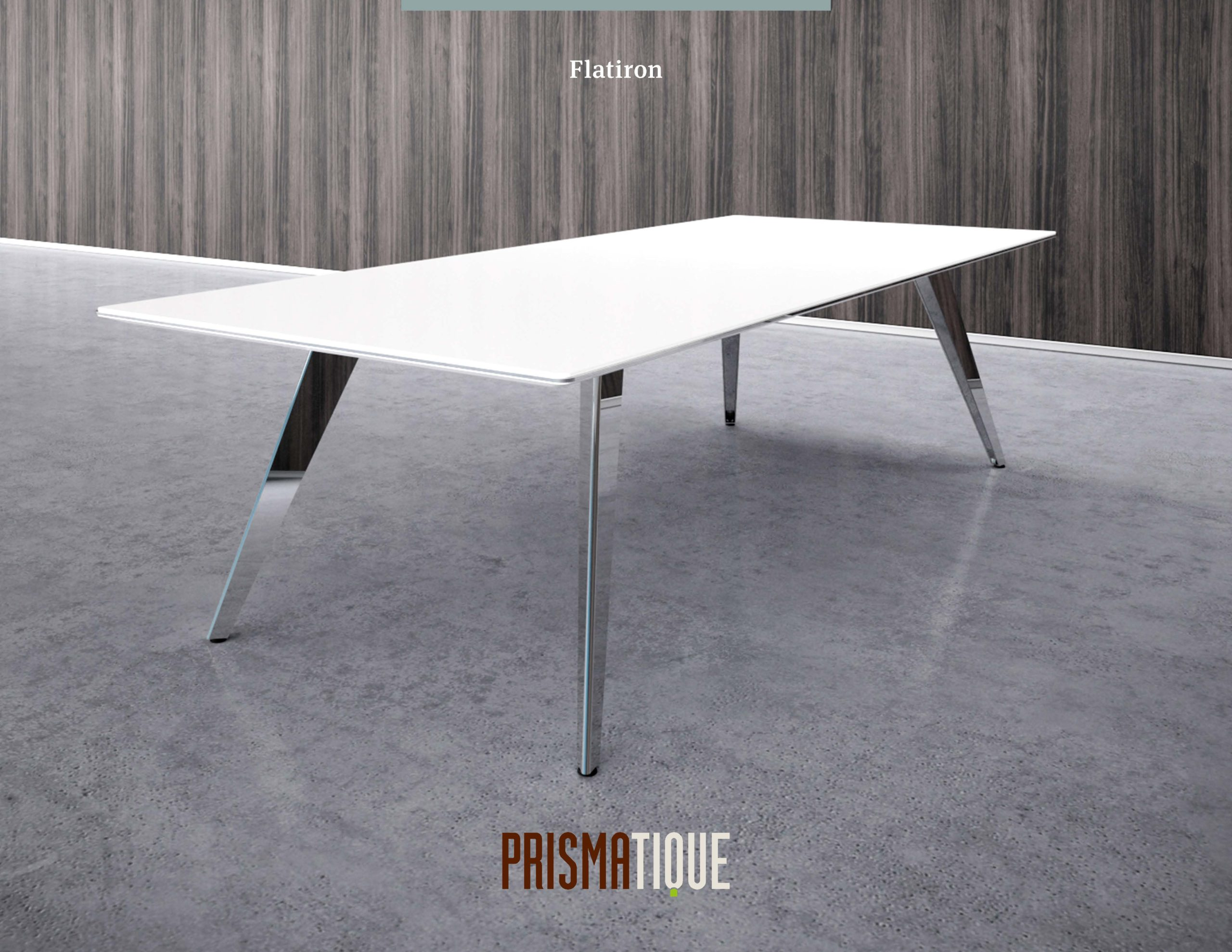 Prismatique Catalog_Flatiron Brochure Cover