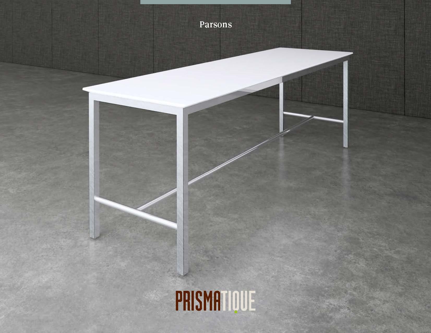 Prismatique Catalog_Parsons Brochure Cover