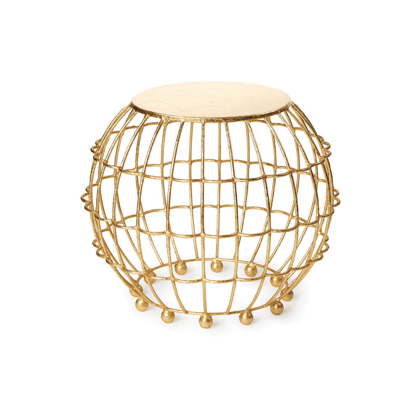 Profiles Image 15_Gilded-Cage-Large-Occ-Table-by-Fisher-Weisman-at-Profiles-New York