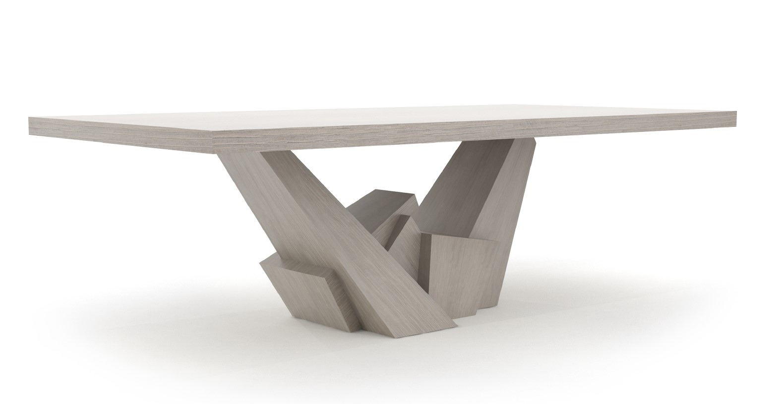 Profiles Image 1_Ascher-Dining Table-by-randolph & Hein-at- Profiles-New York