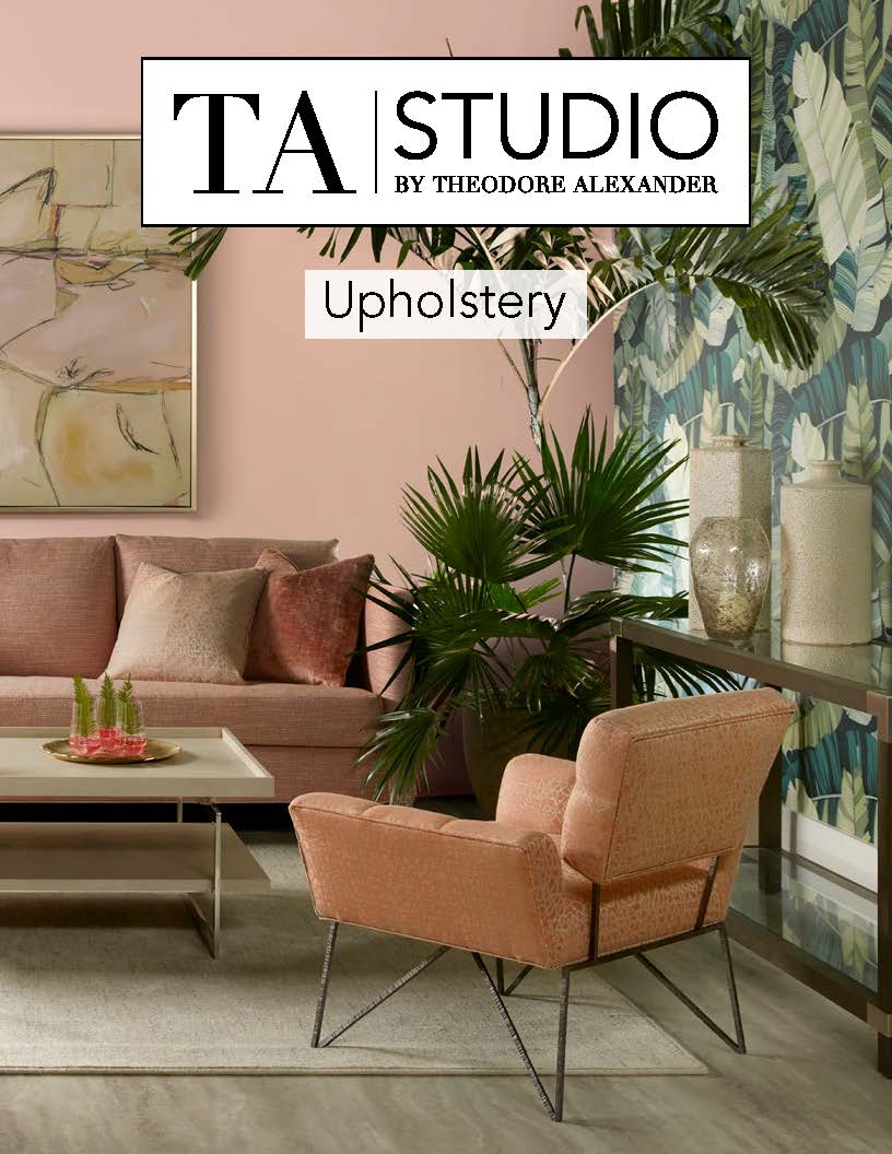 Theodore Alexander Catalog_Upholstery Cover