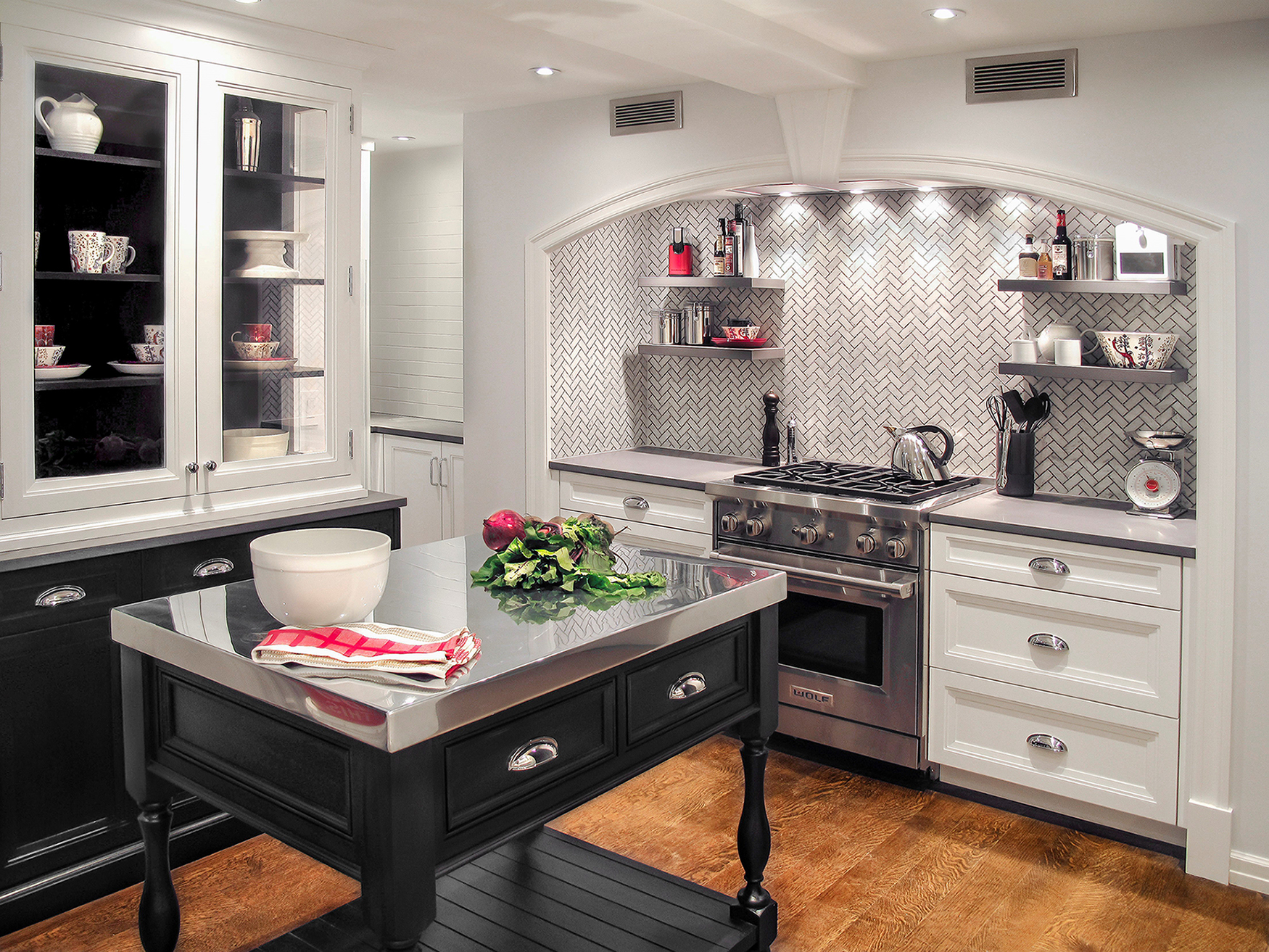 Townhouse Kitchens Image 14