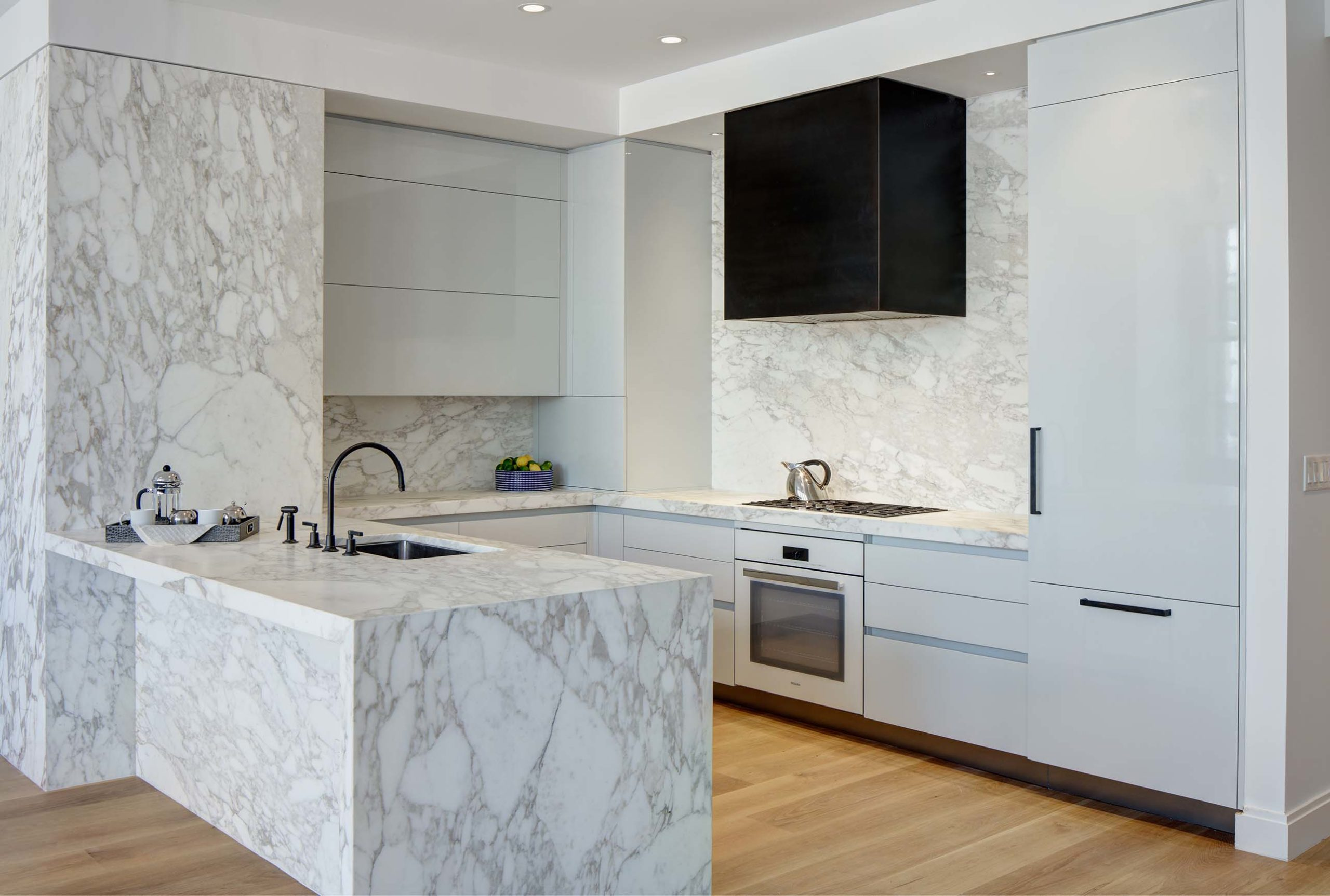 Townhouse Kitchens Inc - 45 Great Jones NYC
