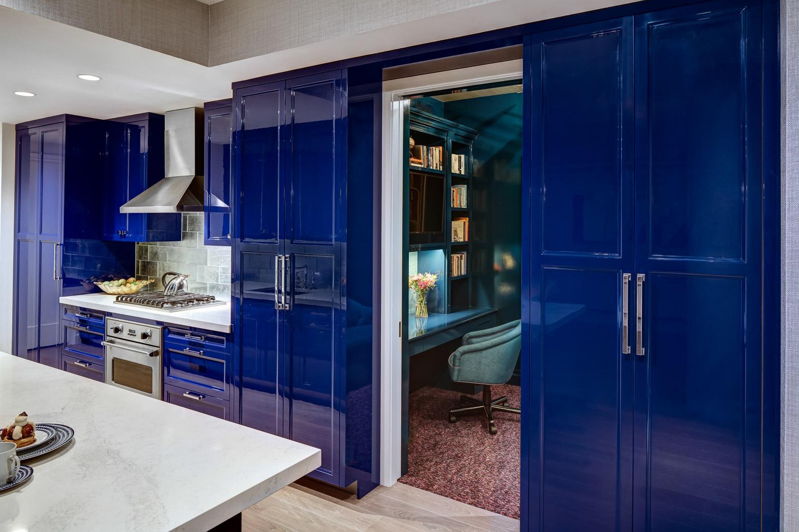 Townhouse Kitchens Inc - Geyerhahn Kitchen