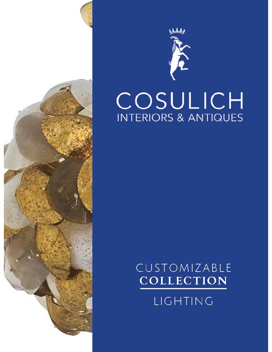 Cosulich Catalog_Customizable Collection Chandelier Cover