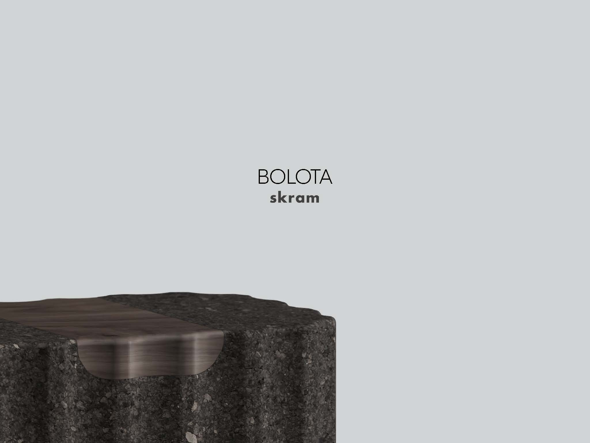 skram_Bolota Catalog 2019 Cover