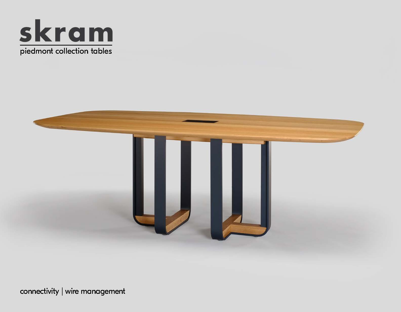 skram_Piedmont Collection Tables Catalog Cover