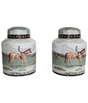 The Gallery at 200 Lex_Equestrian Jars_Thumbnail
