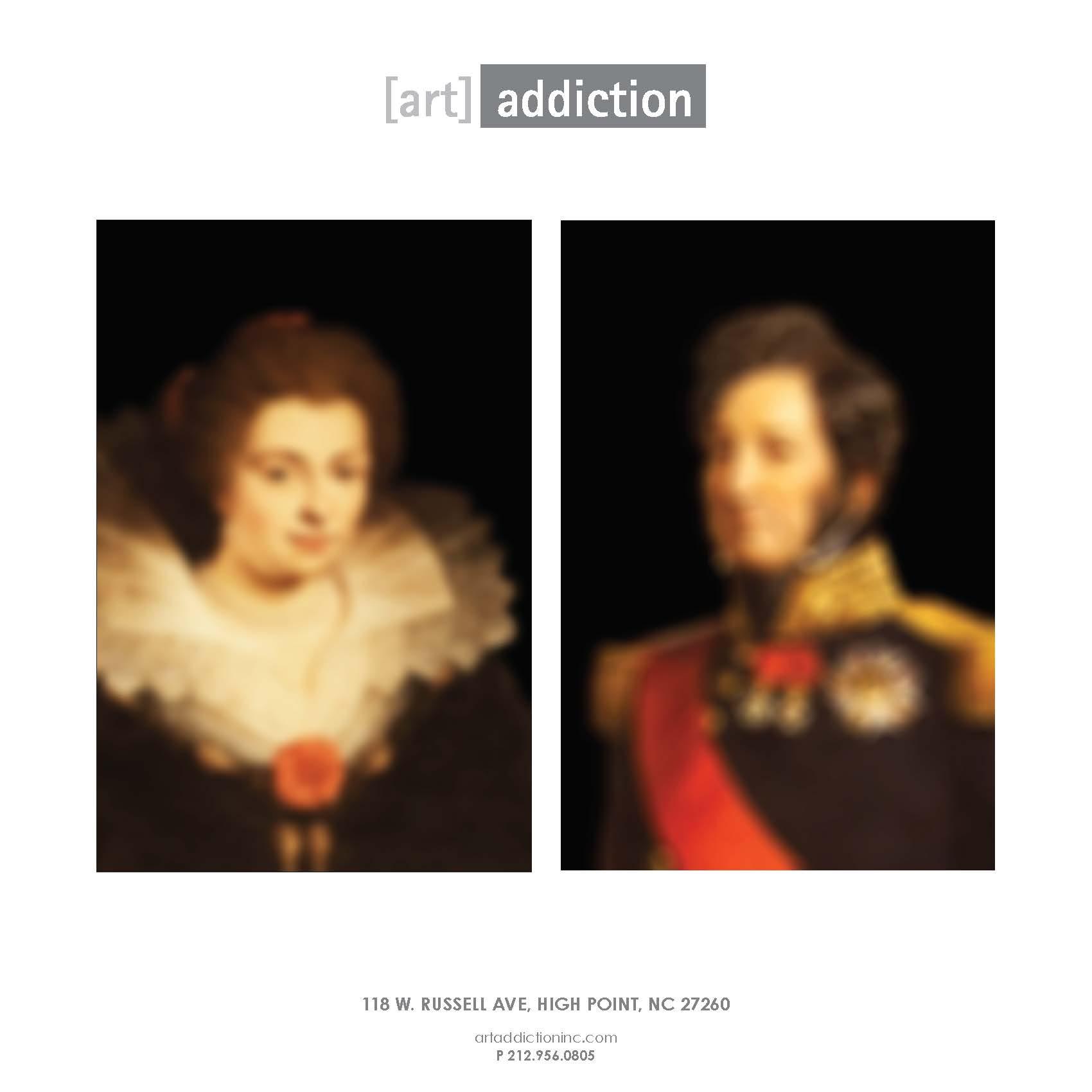 Art Addiction Catalog_New at HP 2 Cover