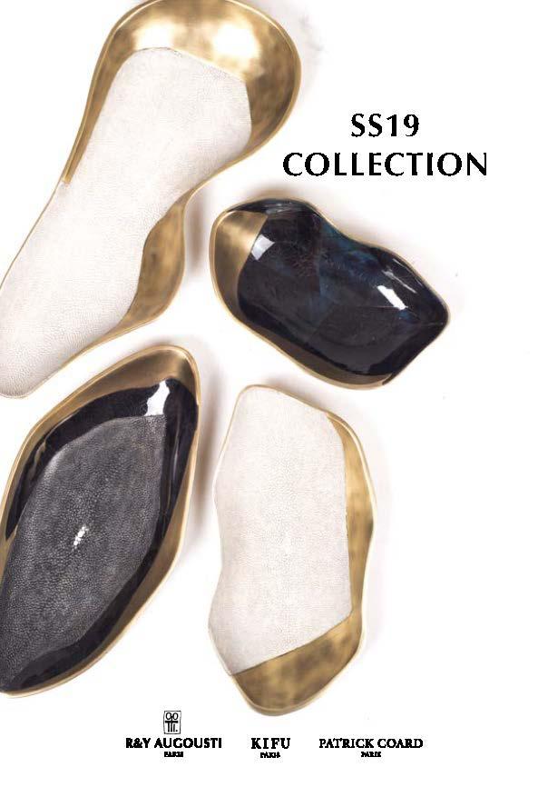 Kifu Paris SS19 Catalog Cover