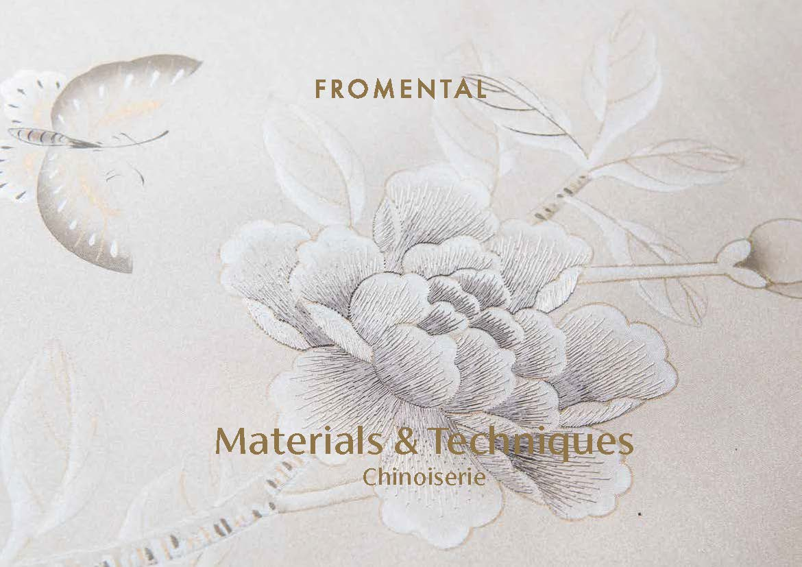 Fromental Catalog_Chinoiserie Materials & Techniques Cover