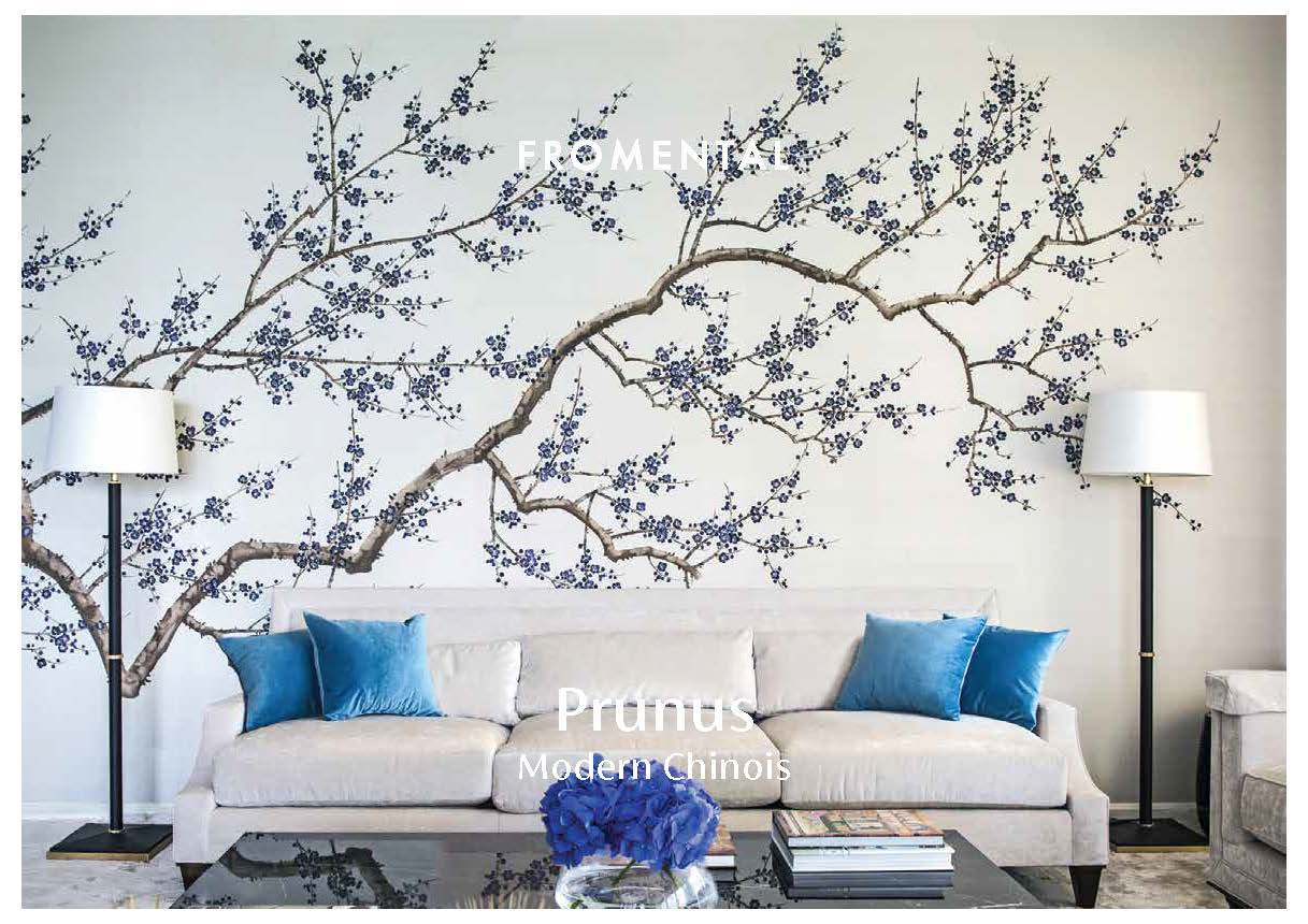 Fromental Catalog_Prunus Cover