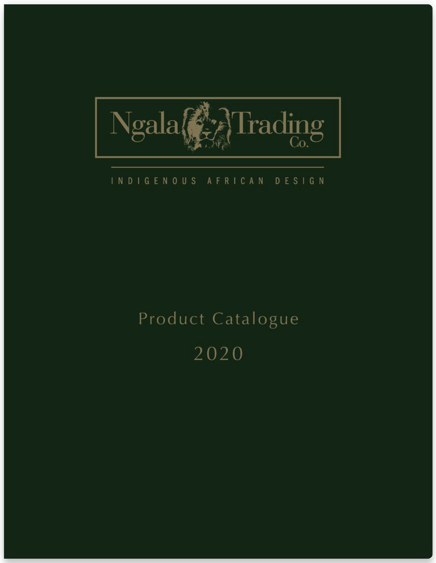 Ngala Trading_ 2020 Product Catalogue Cover
