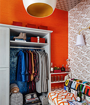 Besty Wentz and Tom Kirchhoff Closet_Sargent Architectural Photography_Kips Bay Palm Beach_Thumbnail