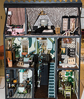 Dollhouse Beautiful_Designed by Jenny Dina Kirschner Thumbnail