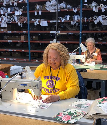 Kravet- Marilyn Sewing