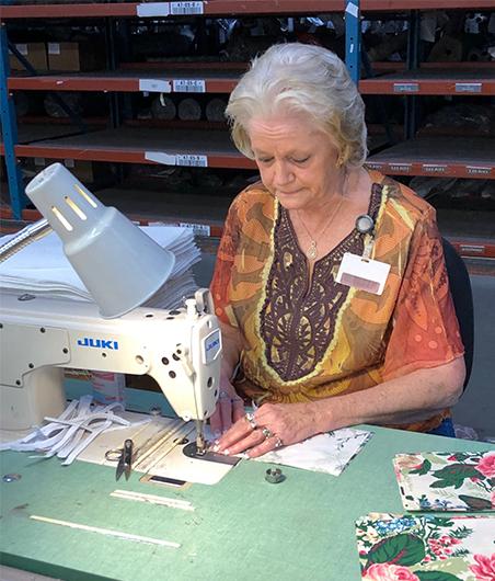 Kravet- Pat Sewing