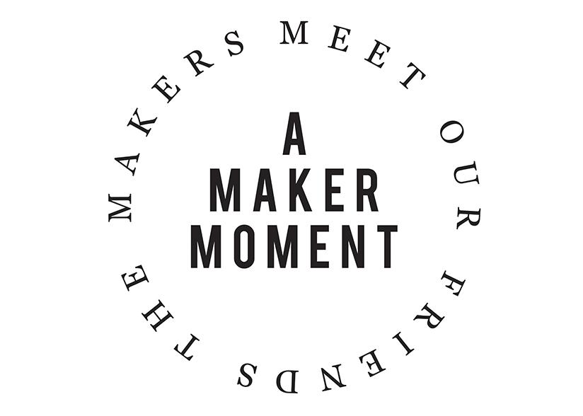 A Maker Moment Logo