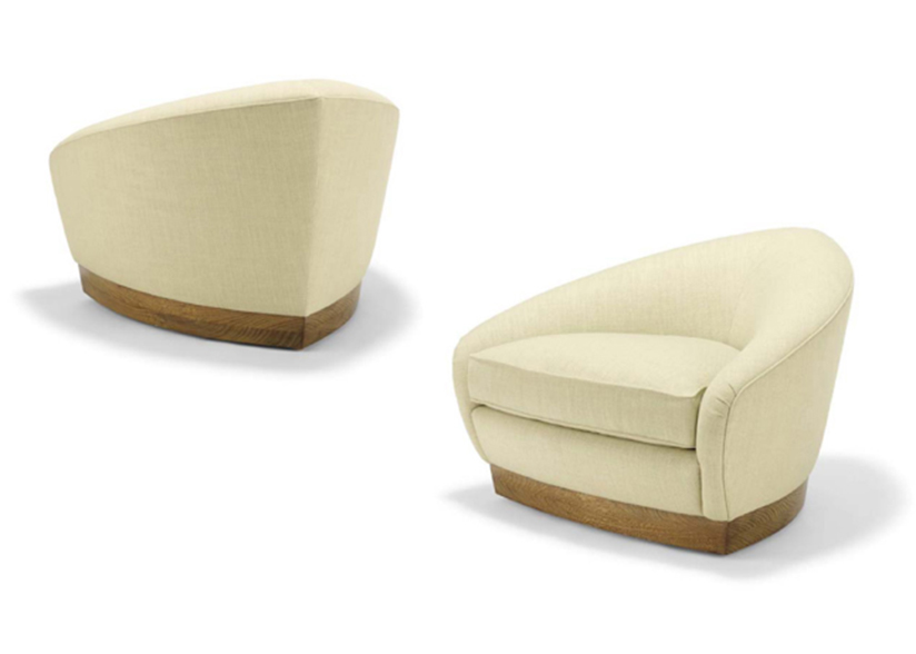 Profiles Strato Swivel Lounge Chair 2