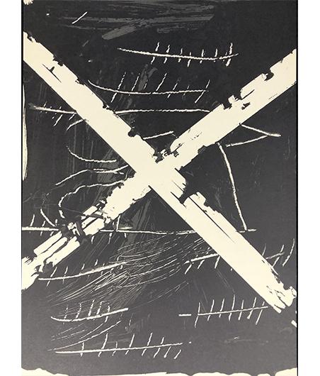 Gallery Walls 19_Antoni Tapies Lambrec VI
