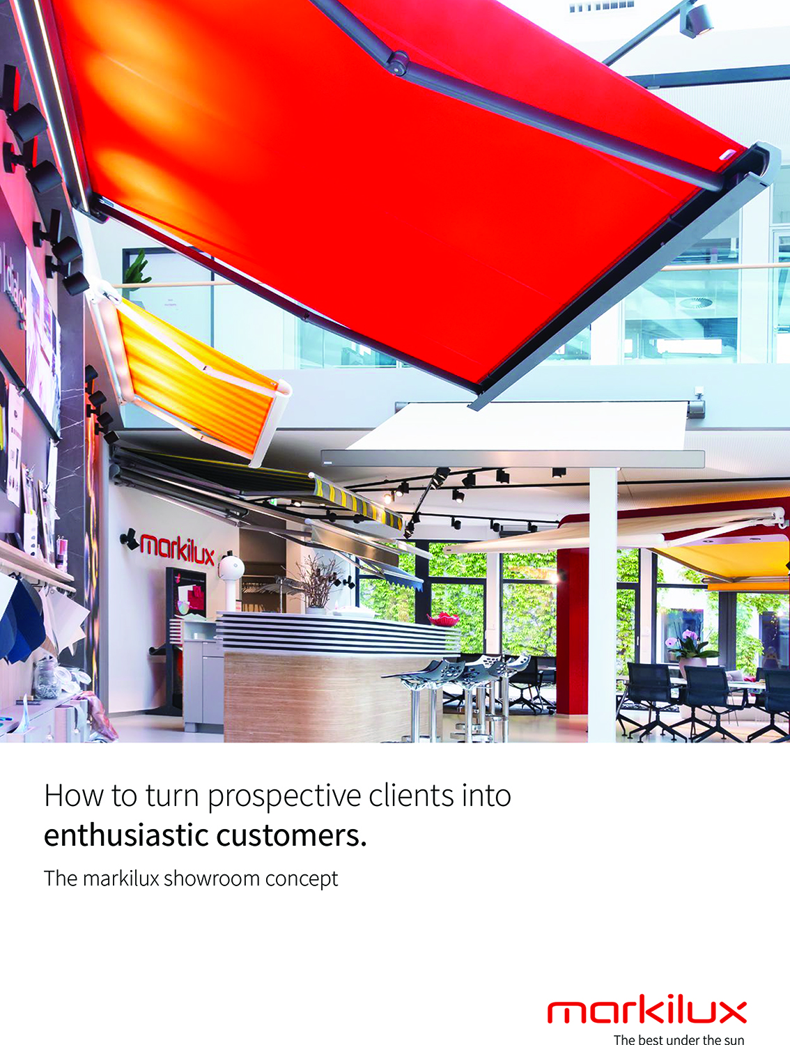 Markilux Showroom Concepts_Cover