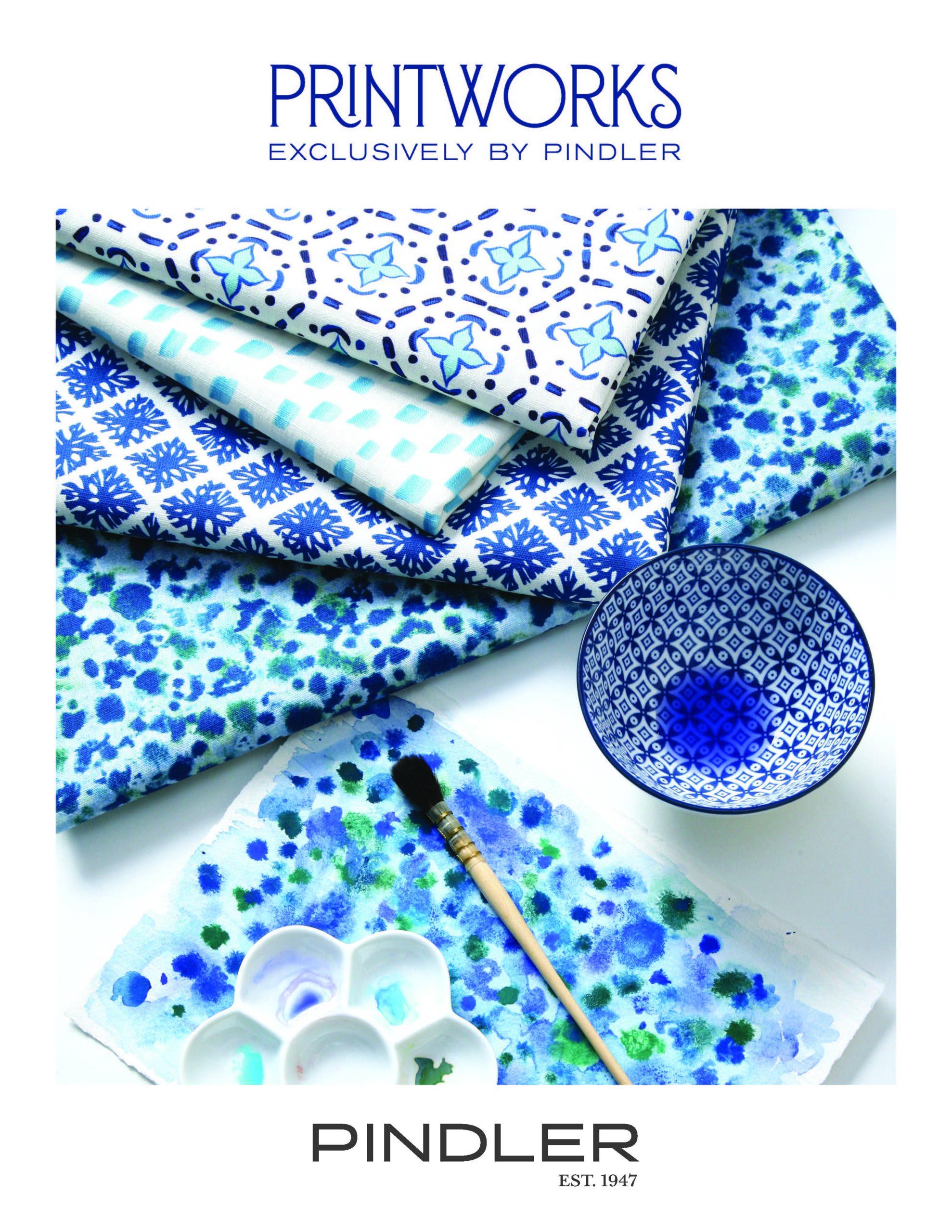Pindler Catalog 4_Printworks Brochure Cover