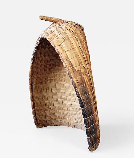 Palm Leaf and Rattan Tribal Shelter