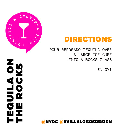 Alberto Villalobos Cocktail Recipe