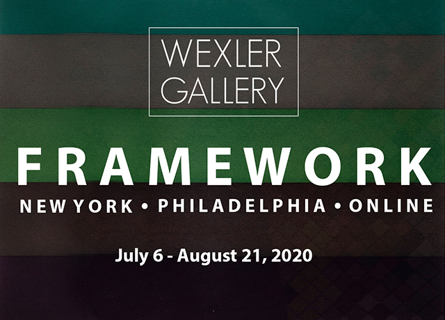 Framework Header with Logo_Wexler Gallery Thumbnail