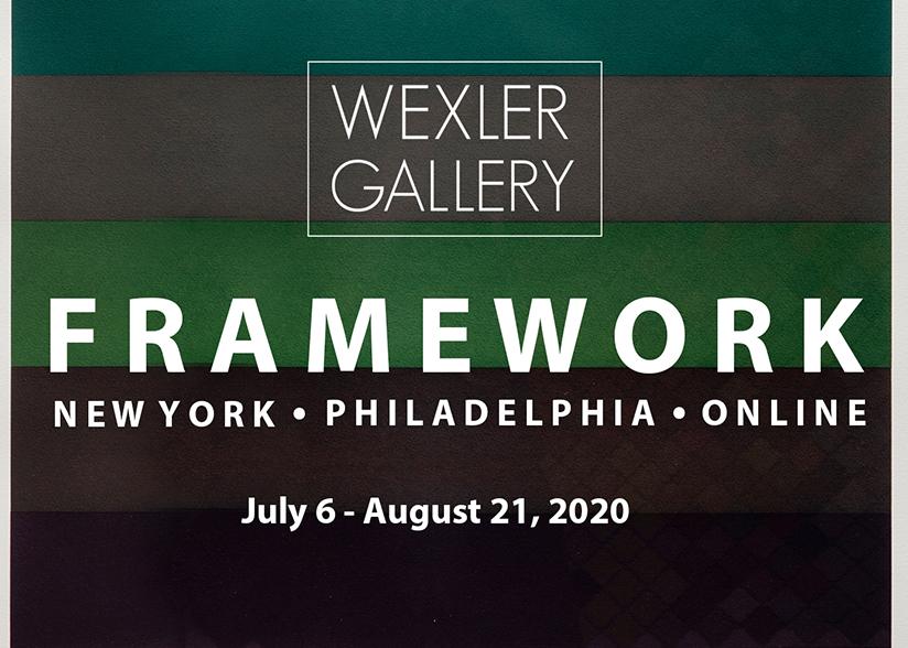 Framework Header with Logo_Wexler Gallery