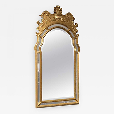 Gold Georgian Mirror_Wood and Hogan_Sample 200 Lex
