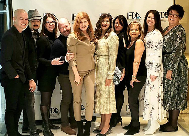 Group photo IFDA NY Rising Stars of Design 2019 Thumbnail