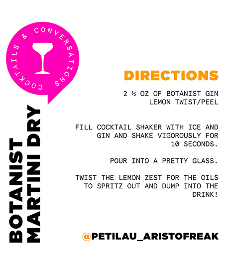 Peti Lau Cocktail Recipe