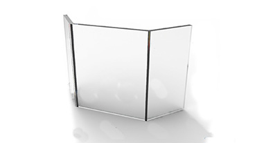 Plexi-Craft Creates Protective Guards_panel opening rendering guard