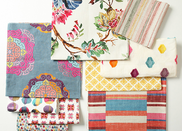 Bold Colorful Fabrics_Pindler Summer Trends_200 Lex_Thumbnail