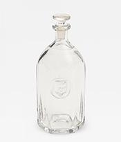 Erik Hoglund Glass Decanter