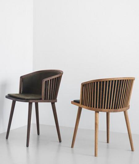 Geranium Chair