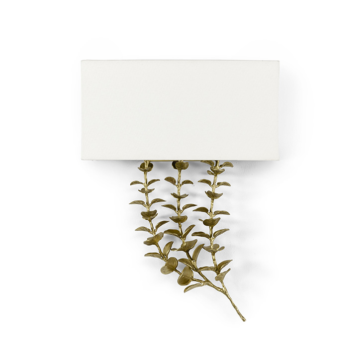 Palecek_Eucalyptus-Brass-Shade-Sconce-Left_Gallery-1