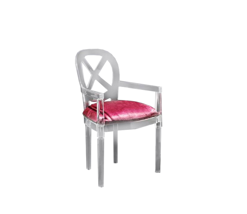 Plexi-Craft_Louis-Dining-Chair-with-Arms_Gallery-1