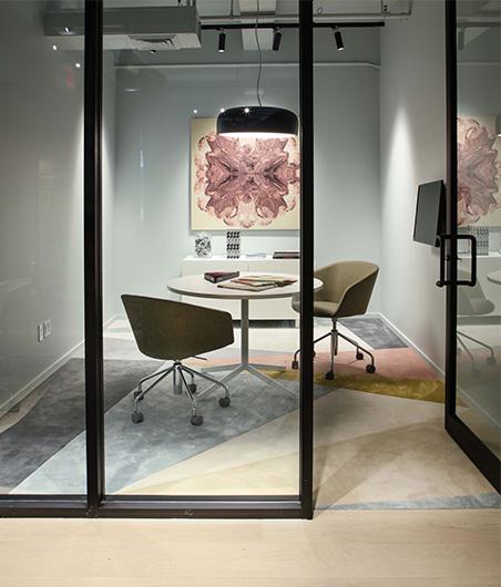 The Rug Company_Josh Gaddy_Private Office Photo