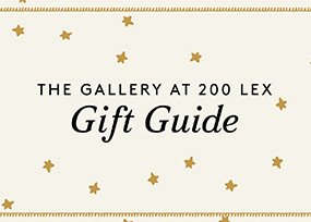 The Gallery at 200 Lex Gift Guide